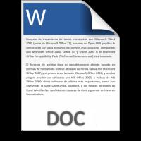 какой программой открыть файл doc