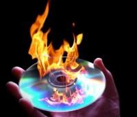 записать образ iso на диск