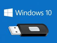 Создание загрузочной флешки Windows 10