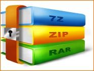 Три лидирующих программы для открытия RAR архивов