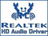 Cкачать пакет драйверов Audio диспетчера  Realtek High Definition для Windows