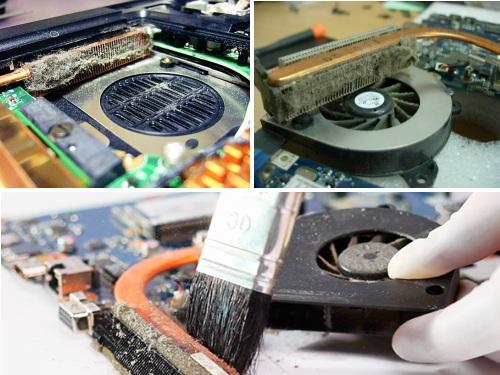 несколько причин почистить ноутбук