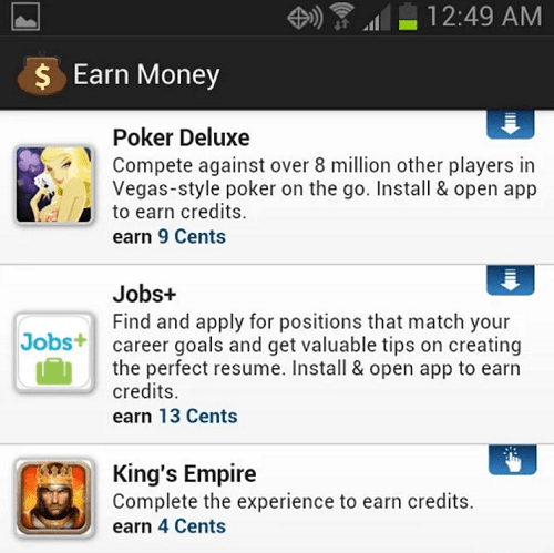 Earn Money для телефона