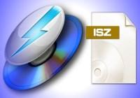 Какие программы способны открыть образ диска в формате ISZ?