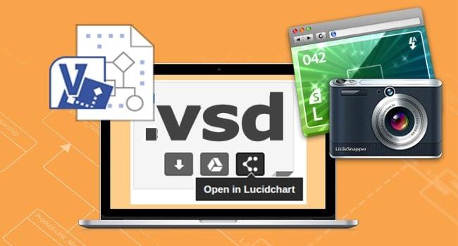 Программы для открытия vsd формата файла