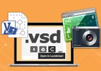 Программы для открытия vsd формата файла созданного в Microsoft Visio