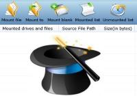 Скачать WinMount Free - софт для создания виртуальных дисков и архивов